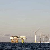 La plus grande ferme à vent est danoise