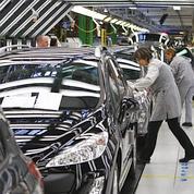 Peugeot Sochaux tourne à plein régime