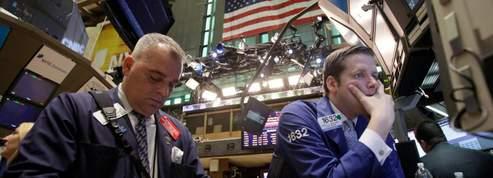 Le Dow Jones finit in extremis au dela des 10.000 points