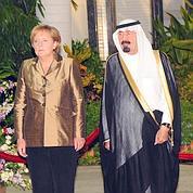 Merkel défend «l'euro fort» en Arabie saoudite