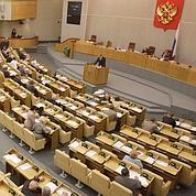 Les députés russes sont la risée du pays