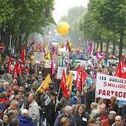 Les syndicats peinent à mobiliser en masse