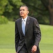 Obama monte en ligne contre la marée noire