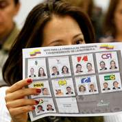 Les Colombiens hésitent face à l'héritage Uribe
