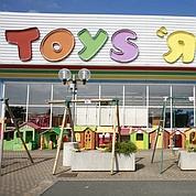 Mouvements dans la distribution de jouets