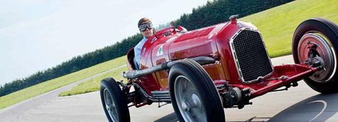 Alfa Romeo P3, dans la peau de Nuvolari<br/>