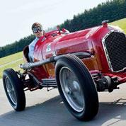 Alfa Romeo P3 : dans la peau de Nuvolari