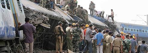 Inde : des dizaines de morts dans une collision de trains