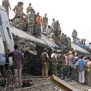 Inde : le déraillement d'un train fait 65 morts