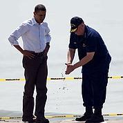 Marée noire : Obama triple les effectifs
