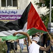 Contagion de la colère chez les Palestiniens