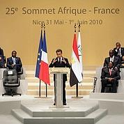 Sarkozy veut donner une voix à l'Afrique