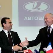 Renault veut garder 25% du capital d'AvtoVaz