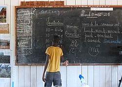 Le label FSC suppose que des règles soient respectées, notamment en matière d'éducation des enfants.