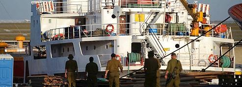 Les militants étrangers<br/>de la flottille seront expulsés<br/>
