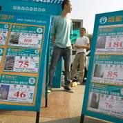 Chine : l'immobilier à haut risque