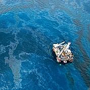 Marée noire : une enquête est ouverte