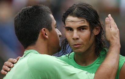 En 2008, Rafael Nadal n'avait fait qu'une bouchée de Nicolas Almagro en quarts de finale (6/1 6/1 6/1).