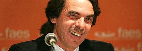 Aznar : «Une faillite de l'Espagne, la fin de l'euro»
