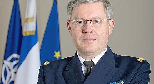 Pour l'amiral Guillaud on risque une «démission de l'Europe», qui  deviendrait spectatrice au lieu d'être actrice.
