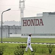 Honda réouvre une usine en Chine