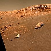Mars : nouvelle preuve qu'il y avait de l'eau