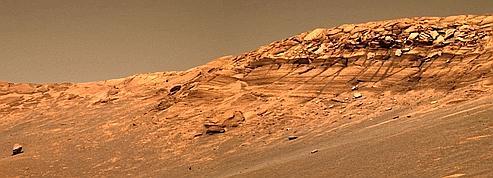 Mars : une nouvelle preuve qu'il y avait de l'eau