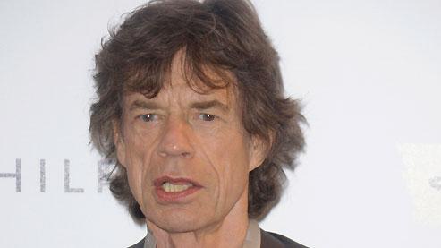 Mick Jagger en mai dernier, lors du festival de Cannes. (AP)