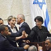 La flottille échauffe les esprits à la Knesset