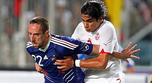 Le faible rendement offensif lors du dernier match contre la Tunisie fait partie des points à améliorer avant le Mondial.