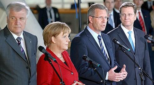 Angela Merkel désavouée par son parti