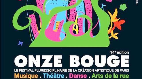Festival Onze Bouge : 25 spectacles gratuits!