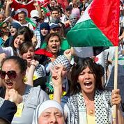 Manifestations pro-palestiniennes en France
