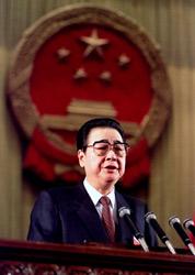 Li Peng justifie la répression de Tiananmen