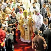 Le Pape exhorte à la paix au Moyen-Orient