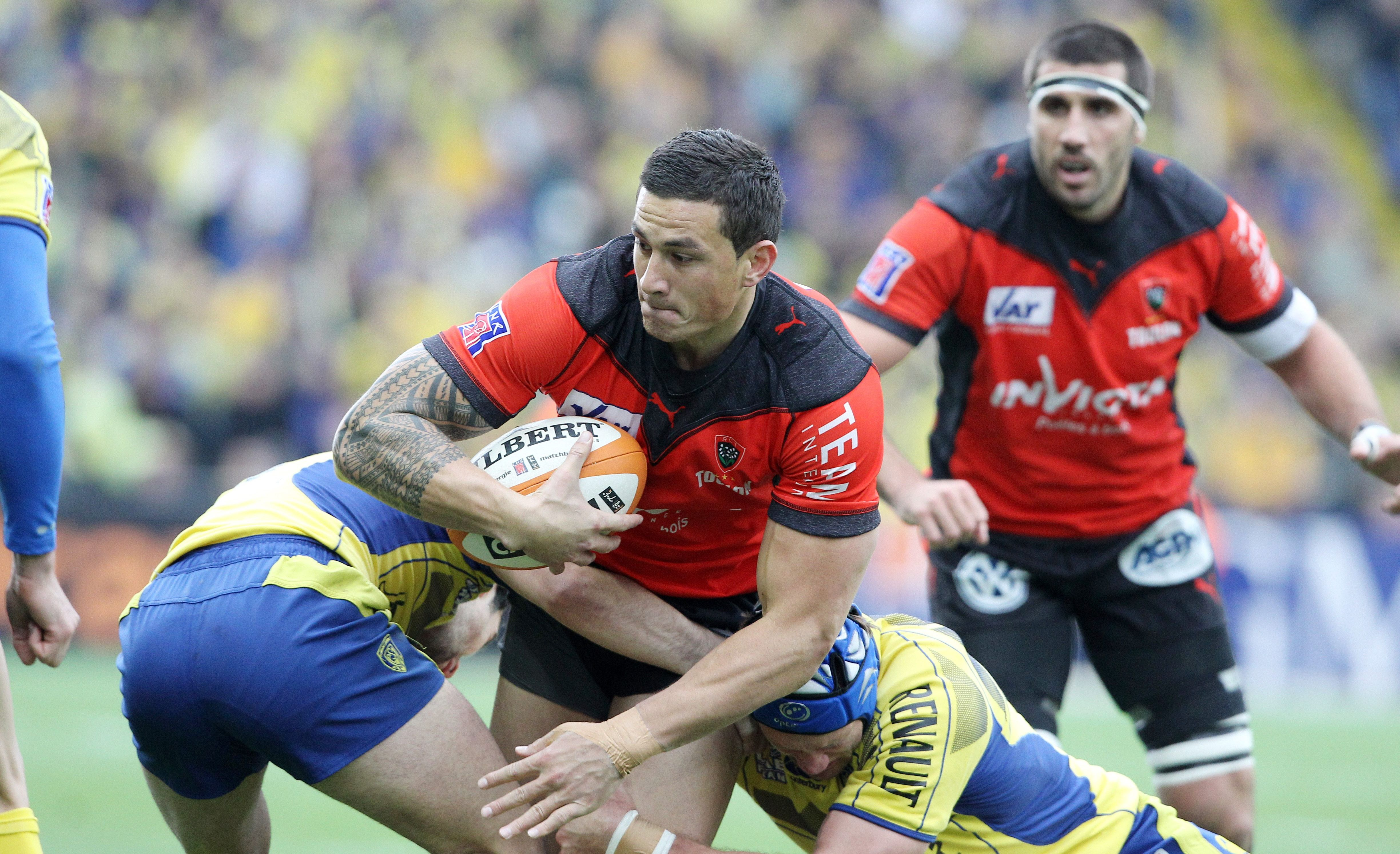 Sonny Bill Williams Toulon Wallpaper Images