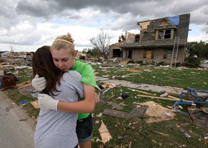 La tempête a frappé au plus fort dans l'Ohio, un Etat du nord-est des Etats-Unis, longé par le lac Erie et limitrophe du Michigan. Sept victimes sont à déplorer.