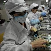 Foxconn promet 70% d'augmentation