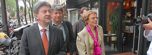 Duflot et Mélenchon ne veulent pas de DSK