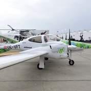 EADS fait voler un avion aux algues