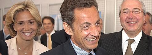 Sarkozy, Huchon et Delanoë, ensemble sur le Grand Paris