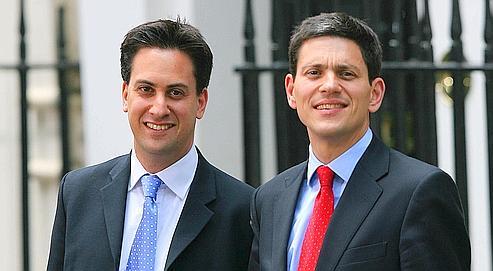 Cinq prétendants à la succession de Gordon Brown