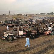 Pakistan: l'Otan visée à Islamabad