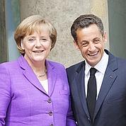 Réforme: Merkel et Sarkozy pressent le pas