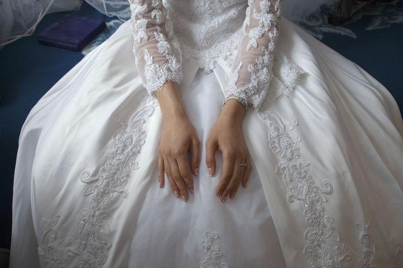 Le mariage de Sabrina et Aziz