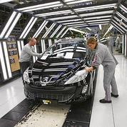 Peugeot : 6000 salariés au chômage technique