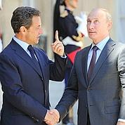 Mistral: Poutine met la pression sur la France