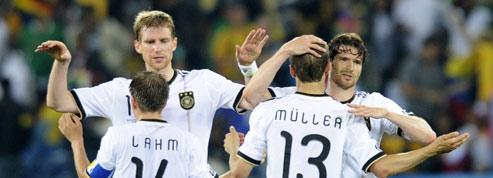 L'Allemagne en démonstration