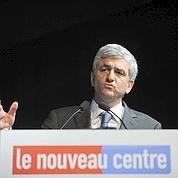 Hervé Morin réélu à la tête du Nouveau Centre
