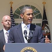 Obama réclame un miniplan de relance